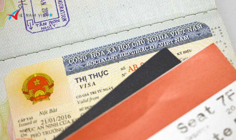 Gia hạn vsa cho người Nga tại Việt Nam