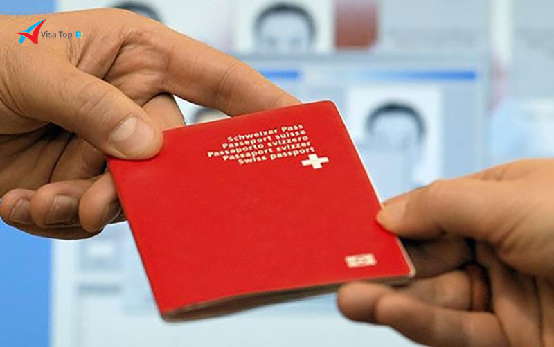 Thủ tục xin visa cho người Thụy Sĩ