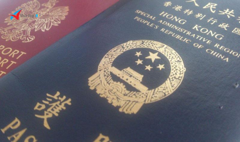 Xin visa Việt Nam cho người Hồng Kông