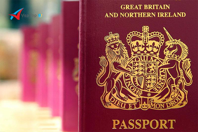 Xin visa Việt Nam cho người Anh