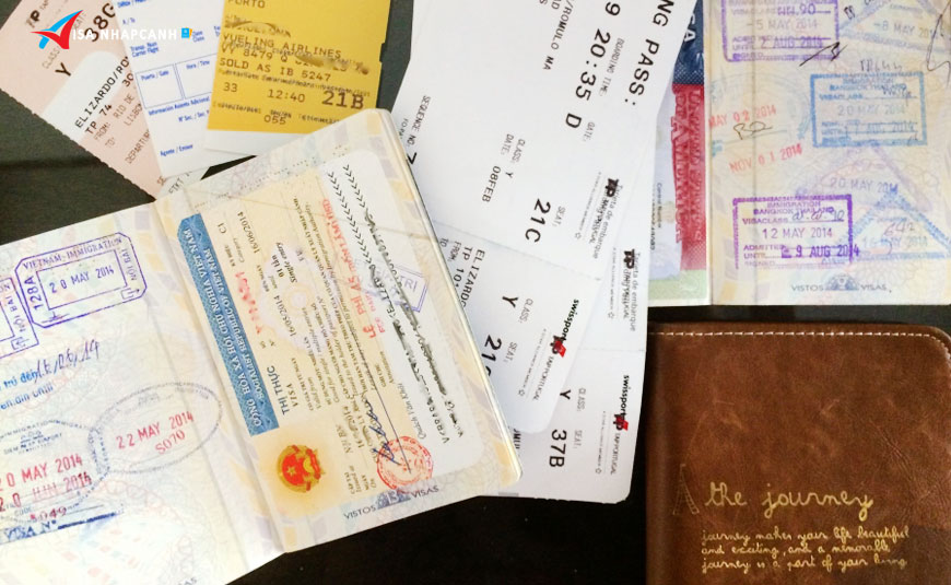 Có bao nhiêu loại visa nhập cảnh Việt Nam dành cho người nước ngoài? 1
