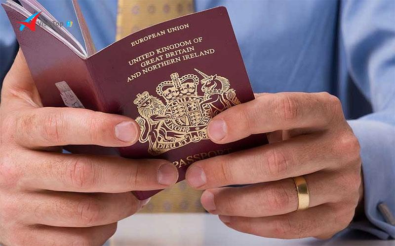 Cách xin visa cho người Anh tại Việt Nam