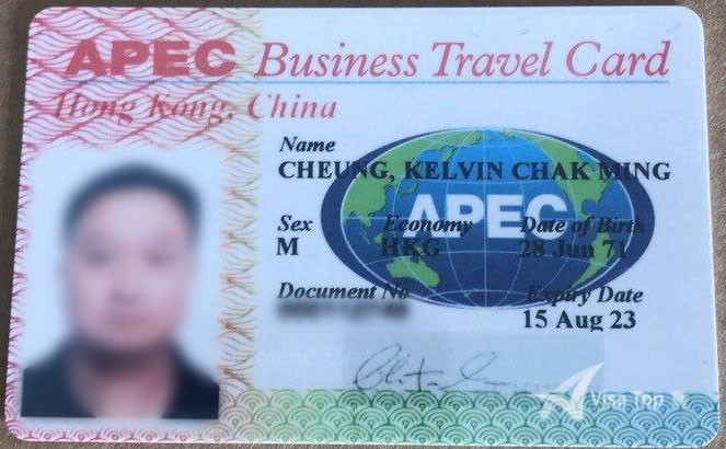 Gia hạn thẻ APEC