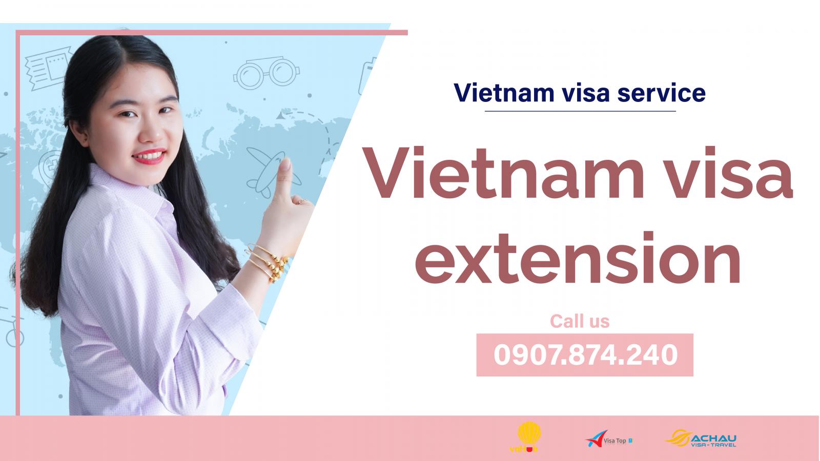 Dịch vụ gia hạn visa cho người Áo tại Việt Nam