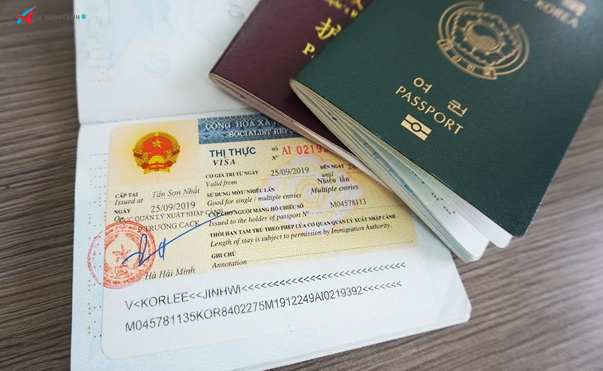 Trường hợp nào được cấp thị thực tại cửa khẩu Quốc tế Việt Nam?