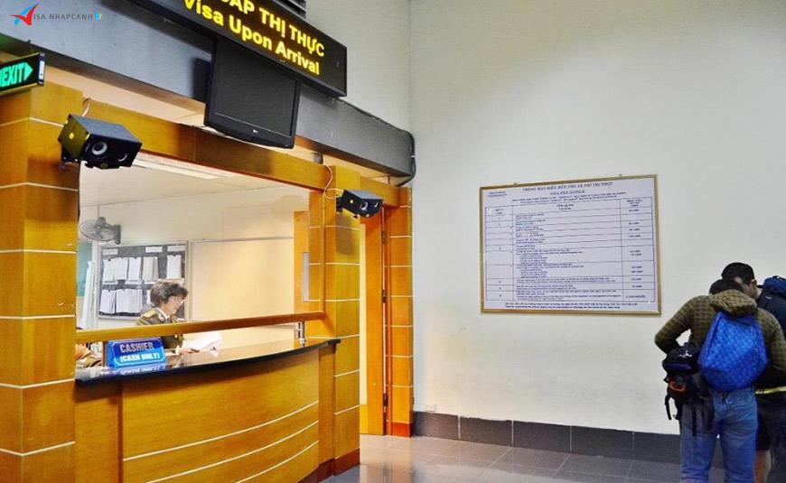 Trường hợp nào được cấp thị thực tại cửa khẩu Quốc tế Việt Nam? 2