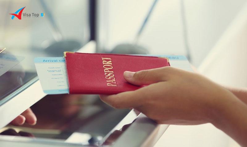 Visa nhập cảnh vào Việt Nam