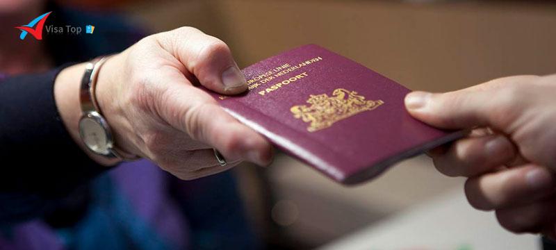 Các bước xin visa cho người Hà Lan