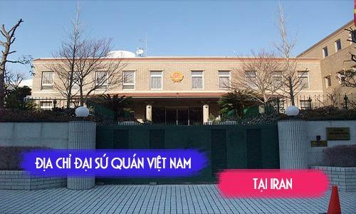 Kết quả hình ảnh cho đại sứ quán Việt Nam