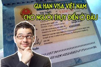 gia hạn visa việt nam cho người Thụy Điển