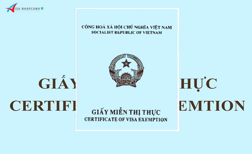 Bạn biết những gì về giấy miễn Visa Việt Nam dành cho người nước ngoài? 1