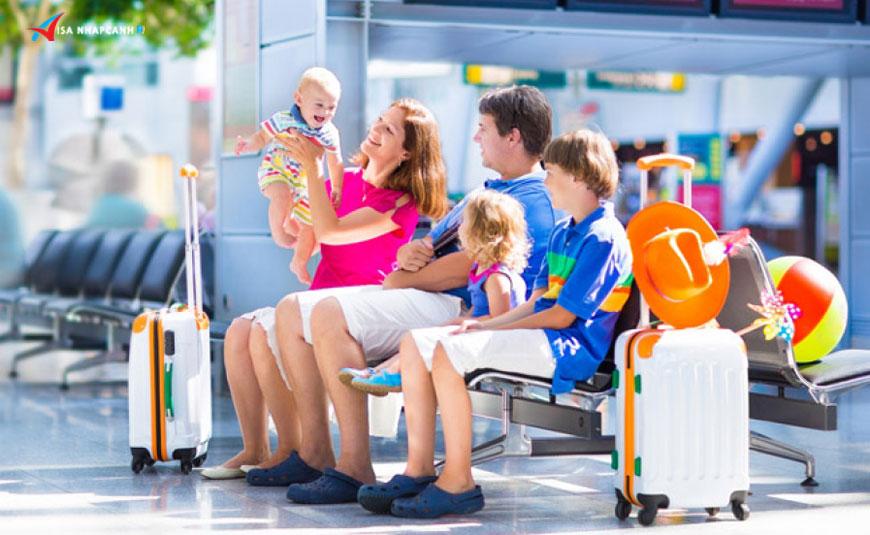 Có tốn chi phí xin visa Việt Nam cho trẻ em dưới 5 tuổi?