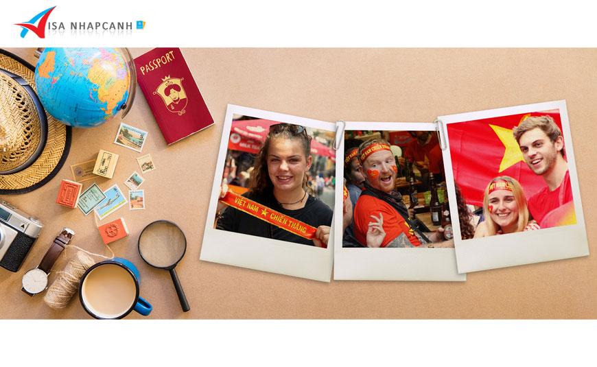 Công dân quốc gia nào khó xin Visa nhập cảnh Việt Nam?