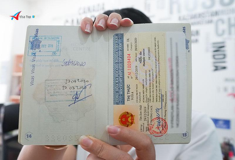 Gia hạn visa cho người Armenia tại Việt Nam