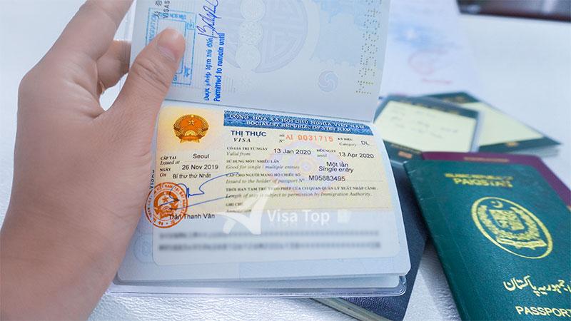 Gia hạn visa cho người Azerbaijan tại Việt Nam