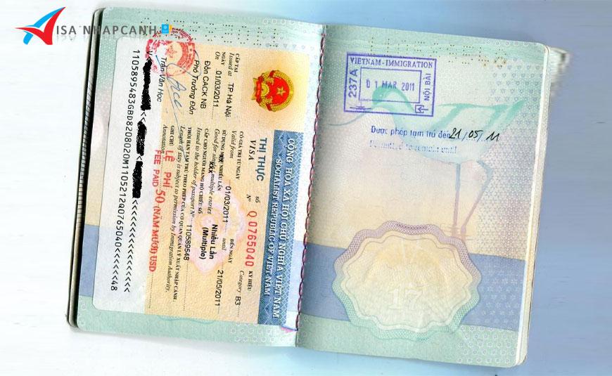 Du khách nước ngoài cần lưu ý gì khi xin Visa Việt Nam tại Đại sứ quán? 2