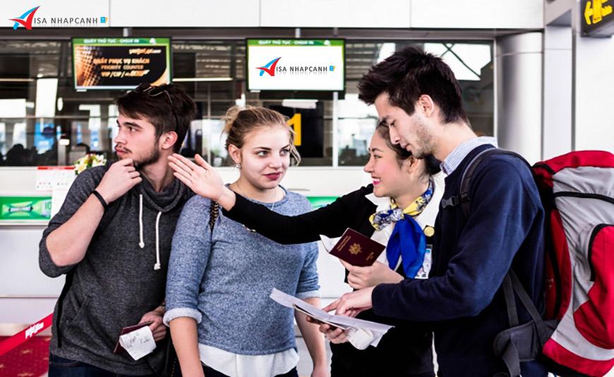 Hộ chiếu người nước ngoài còn thời hạn dưới 6 tháng có được nhập cảnh Việt Nam không?