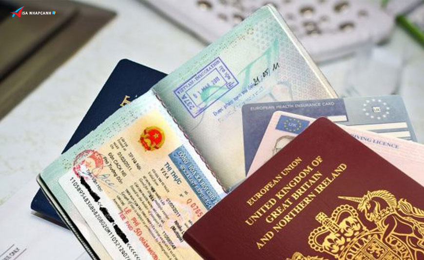 Muốn nhập cảnh vào Việt Nam, người nước ngoài cần điều kiện gì? 2