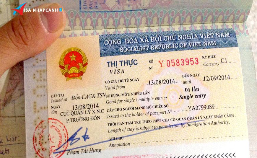 Người Campuchia sống ở Hàn Quốc muốn xin visa Việt Nam phải làm thế nào?